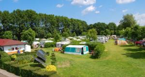 Sarbinowo - pole namiotowe ADA