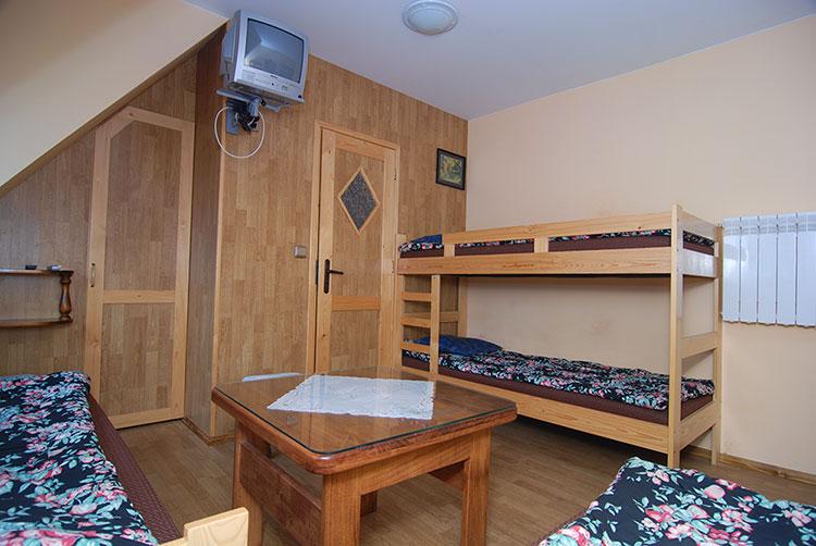 Sarbinowo pokoje gościnne