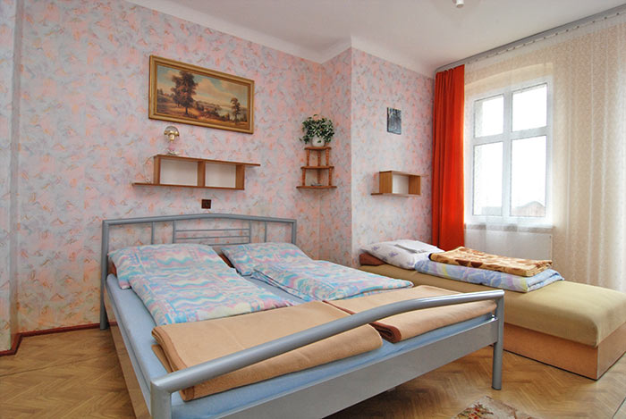 Sarbinowo - pokoje gościnne ELA