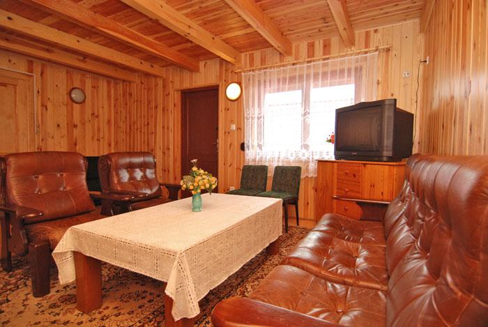 Sarbinowo - domki letniskowe ALBATROS