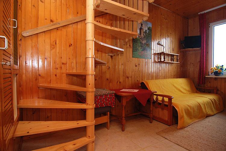 Sarbinowo - pokoje gościnne UTKA